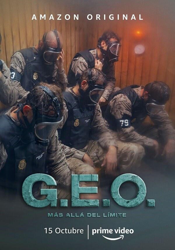 G.E.O. Más allá del límite