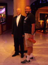 Photo: Me and Captain Jean Luc Picard.