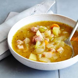 Pumpkin Soup Ham Recipes