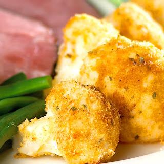 Sauteed Cauliflower with Herb Parmesan Crumbs Recipe