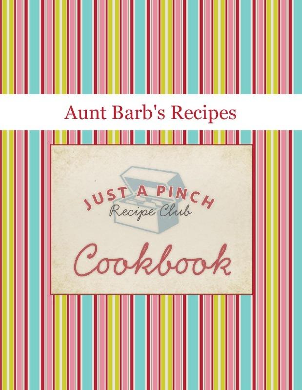 Aunt Barb's Recipes