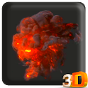 Explosion Video Wallpaper icon