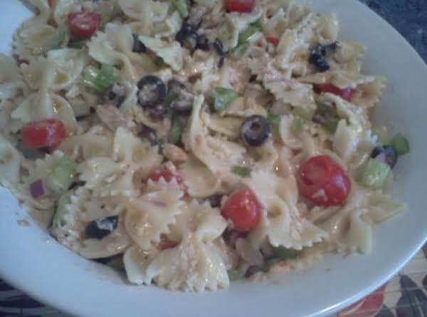 Sea Breeze Salad Recipe