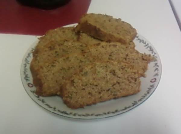 Cucumber Quick Bread Recipe