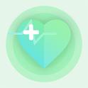 Gezondheid app icon