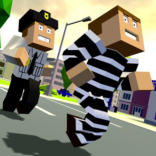 Blocky City Cop: Criminal Hunt (game)