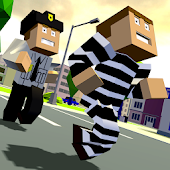 Blocky City Cop: Criminal Hunt