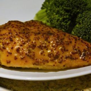 Honey Mustards Chicken Recipe