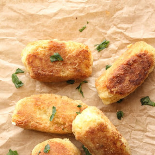 Mashed Potato Croquettes Recipe