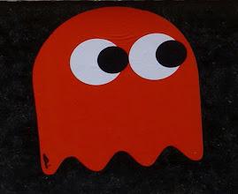 Photo: PacMan Monster (Rot); PDOT