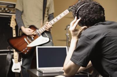 Studio Monitors and Headphones