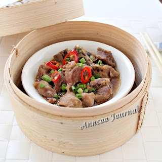 Steamed Spare Ribs