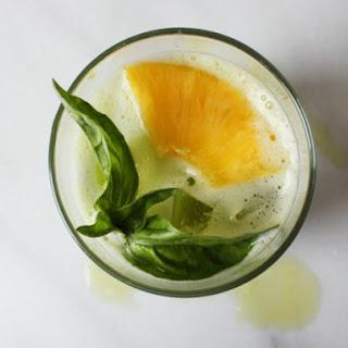 Kale Pineapple Basil Smash