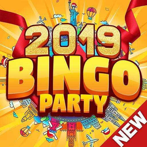 Bingo Party - Free Bingo Games Icon