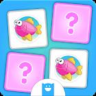 记忆力小孩 – 记忆力游戏 icon