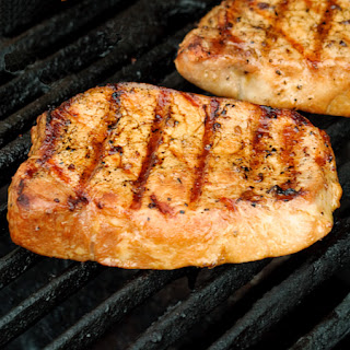 Tender Grilled Pork Chops Recipe