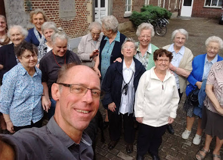 175 jaar Ter Engelen: de zusters zien dat het goed is.