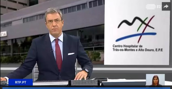 Demissão em bloco no Centro Hospitalar de Trás-os-Montes e Alto Douro
