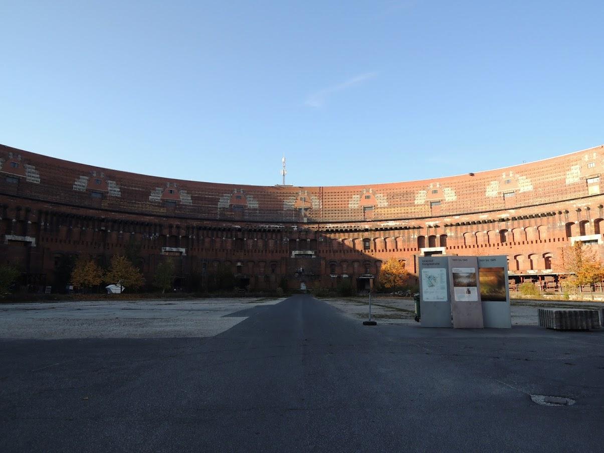 Koloseum nazistów Norymberga