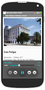 Barcelona Metro Walks - ES- screenshot thumbnail