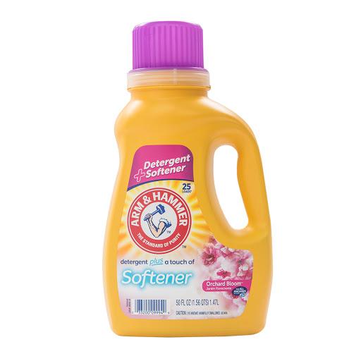 detergente liquido arm & hammer jardin floreciente 1.47 litros