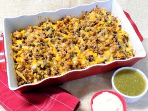 Recipe Here: Jean's Nacho Casserole