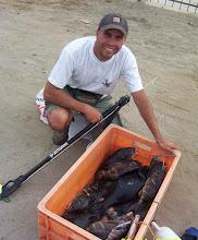 Photo: Pesca en Peñascal San Bartolo 2004