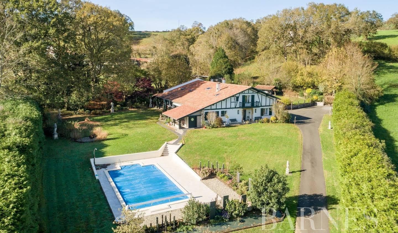 Maison avec piscine Sare