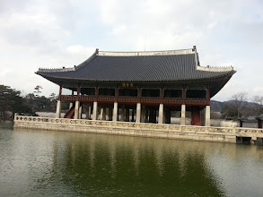 Photo: This building is where social events usually happens. The man-made lake is where the King and Queen would spend romantic moments.