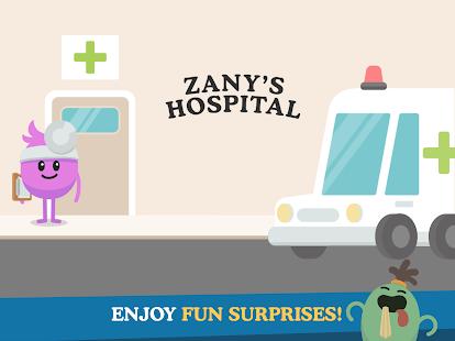 Dumb Ways JR Zany's Hospital