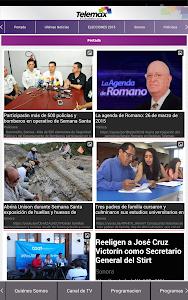 Telemax Sonora screenshot 9