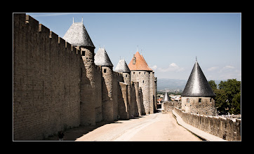 Photo: Murallas Este y Puerta de Narbona