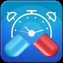 Pill Reminder & Medication Tracker- MyMedsTracker icon