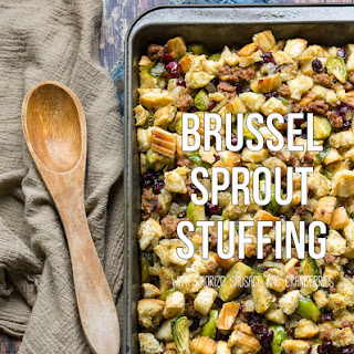 Brussel Sprout Stuffing