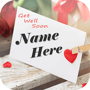 Get Well Soon Cards Maker Android Apps On Google Play - Place card maker