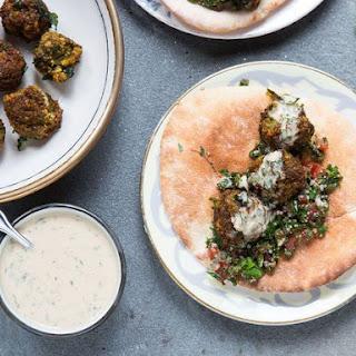 Falafel with Tahini Recipe