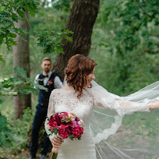 Wedding photographer Olga Aleksina (AleksinaOlga). Photo of 24.07.2017