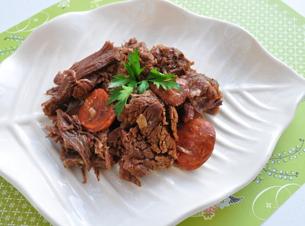 Portuguese Pot Roast In Wine & Garlic Recipe