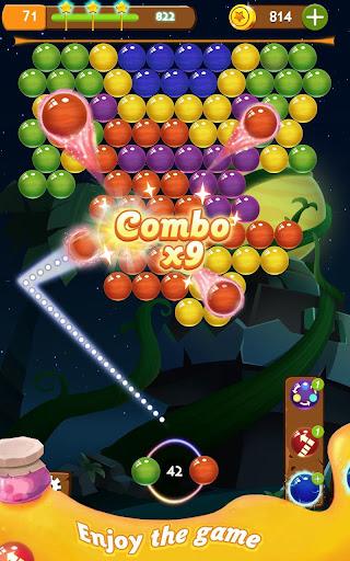 Bubble shooter classique  captures d'écran 3