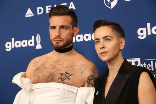 Nico Tortorella explains polyamorous marriage with Bethany Meyers | Metro  News