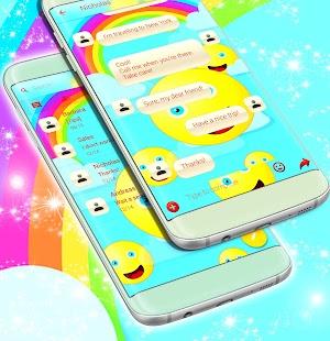 Emoji 2017 SMS Témata - náhled