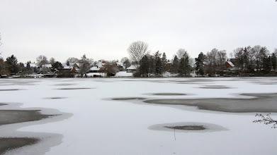 Photo: Neujahr am Großensee
