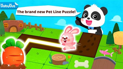 Little Panda's Pet Line Puzzle 8.47.00.00 screenshots 1