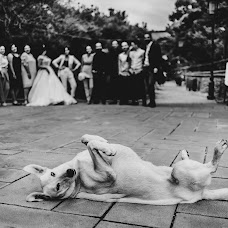Wedding photographer Bachana Merabishvili (ba4ana). Photo of 10.09.2019