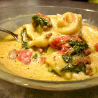 Vegetarian Tortellini Recipes.
