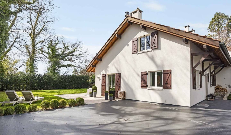 Maison avec terrasse Vandœuvres