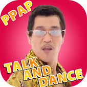 PPAP talk and dance