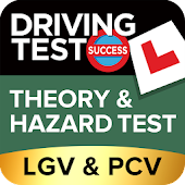 LGV & PCV Theory Test & Hazard Perception Kit 2017