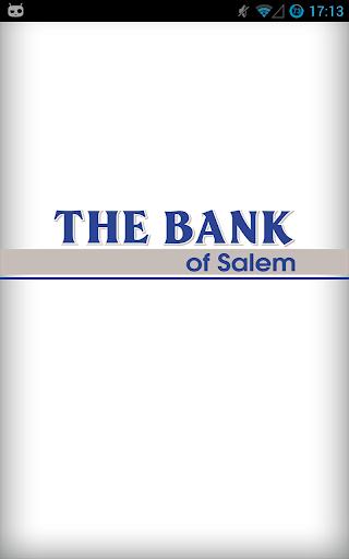 BANK OF SALEM MISSOURI