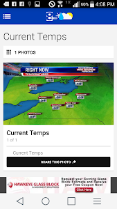News 8 Weather screenshot 4